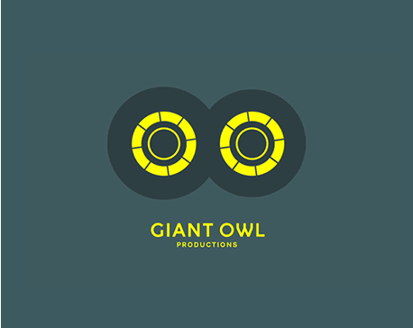 giant owl productions logo