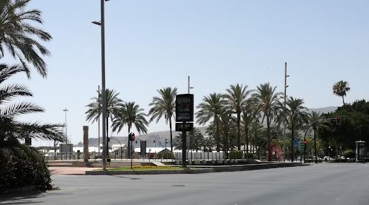 Almería se pone a 40 con el día más caluroso del año