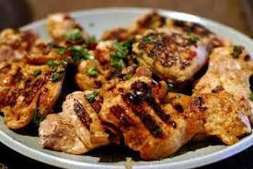 Chicken Margarita
