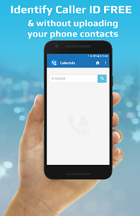CallerInfo: Caller ID, Number lookup, Number book App Download For Android 4