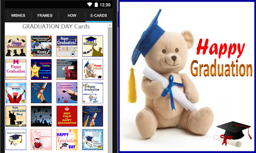Graduation day cards frames apps on google play screenshot image m4hsunfo