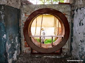 Photo: Portal at the abandoned church