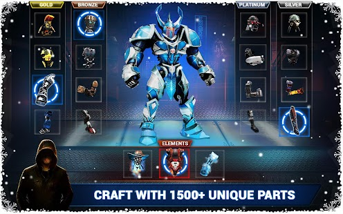 Real Steel Boxing Champions- gambar mini screenshot