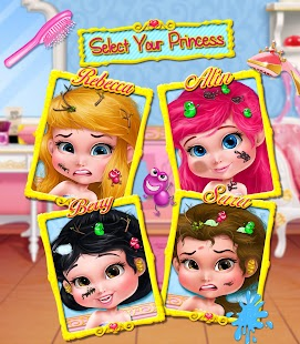 Princess Makeover: Girls Games- screenshot thumbnail