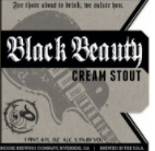 Packinghouse Brewing Co. Black Beauty Cream Stout