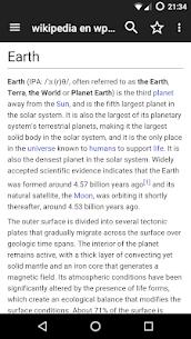 Kiwix, Wikipedia offline – Mod + Data Download 2