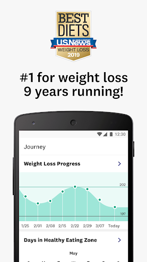 WW (formerly Weight Watchers) 7.17.0 screenshots 1