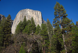 Photo: El Capitan from another perspective 7 minutes later.. #2656