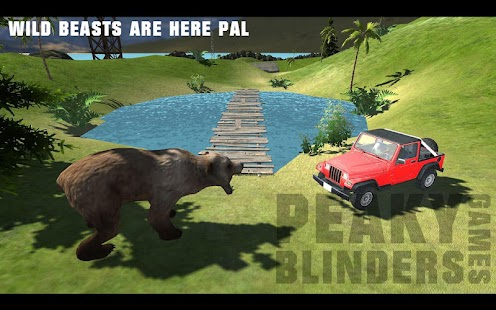 Lion Tiger Baby Animals Sim PB_V1- screenshot thumbnail