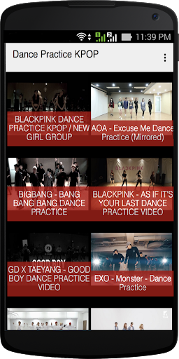 Download Dance Practice KPOP Google Play softwares
