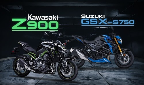 Kawasaki Z900 Vs Suzuki GSX S750 War Naked Bike Contended Cc Just The Basics Well It Wins More Than Half
