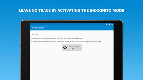 Parental Control: Data Monitor screenshot