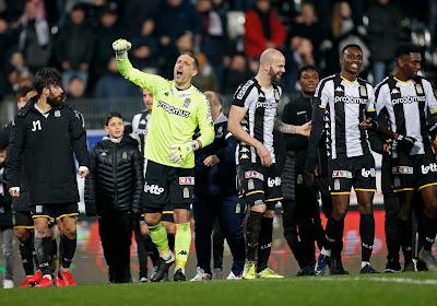 Un Charleroi impérial inflige à La Gantoise sa première défaite à domicile de la saison