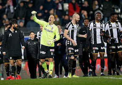 Nicolas Penneteau en bonne voie pour rester à Charleroi