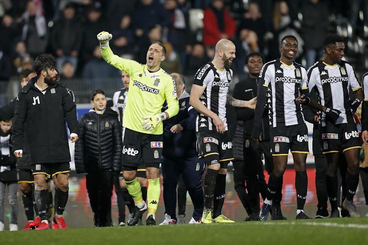 Nicolas Penneteau en dit un peu plus sur son avenir au Sporting de Charleroi