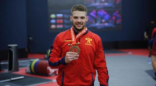 David Sánchez logra bronce en el Europeo