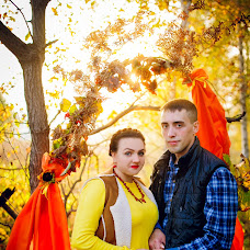Wedding photographer Igor Vilkov (VilkovPhoto). Photo of 26.10.2016