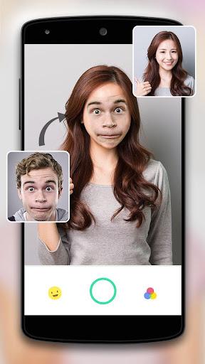 Face Camera-Snappy Photo screenshot 8