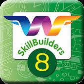 WordFlyers: SkillBuilders 8