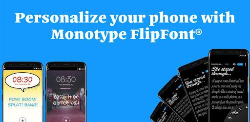Agent FlipFont - Apps on Google Play