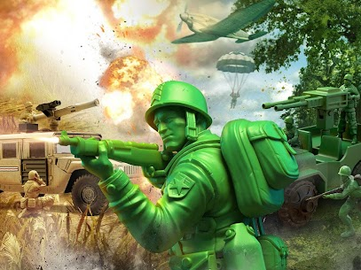 Army Men Strike Beta 1