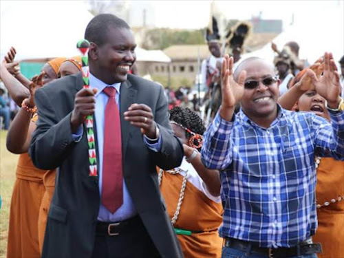 Mandago rivals kicked out of key committees