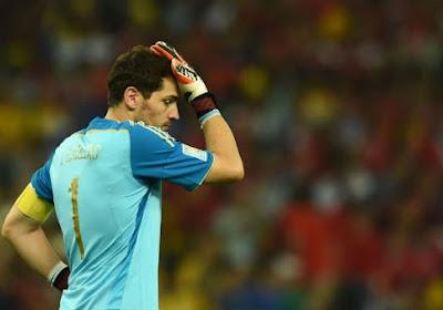 iker Casillas est encore centenaire