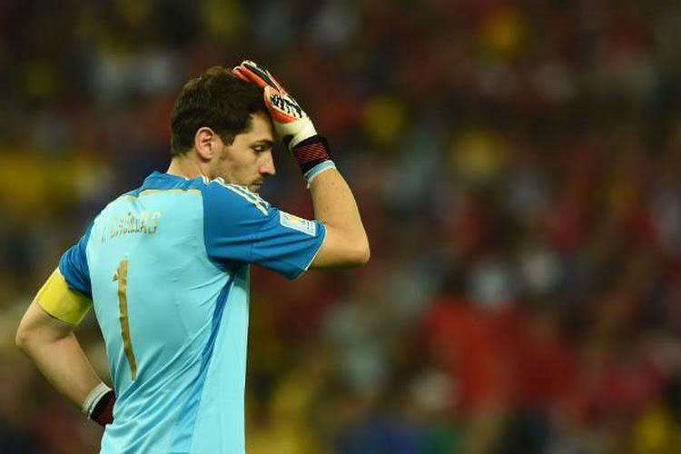 Julio César défend Casillas