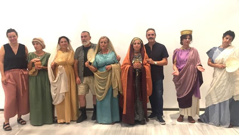 Entre fenicios y romanos