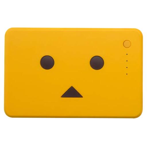 Pin sạc dự phòng không dây Cheero Power Plus Danboard CHE-096 (10050mAh) (Vàng)-1