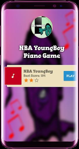 NBA YoungBoy Outside Today - Easy Piano 1.0 screenshots 2