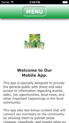 Reed City Area Chamber