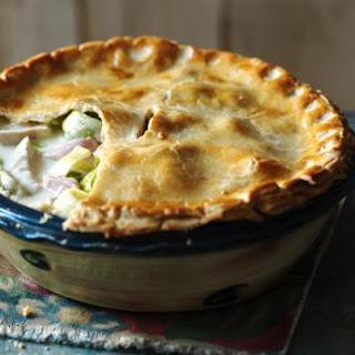 Chicken Leek Ham Pie Recipes