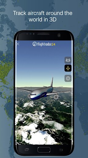 Flightradar24 Flight Tracker 7.9.2 screenshots 6