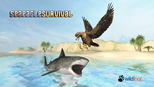 Sea Eagle Survival Simulator