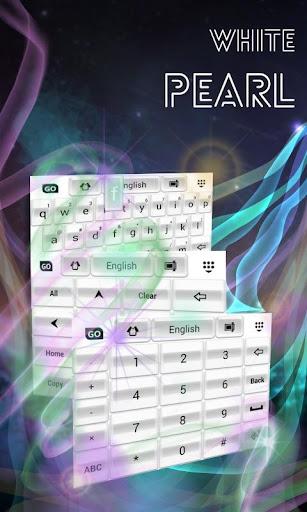 玩個人化App|白珍珠键盘免費|APP試玩