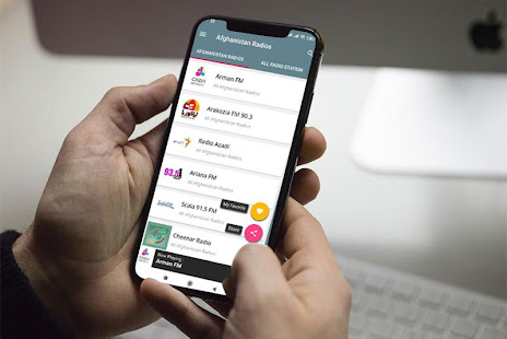 All Hungary Radios in One App - náhled