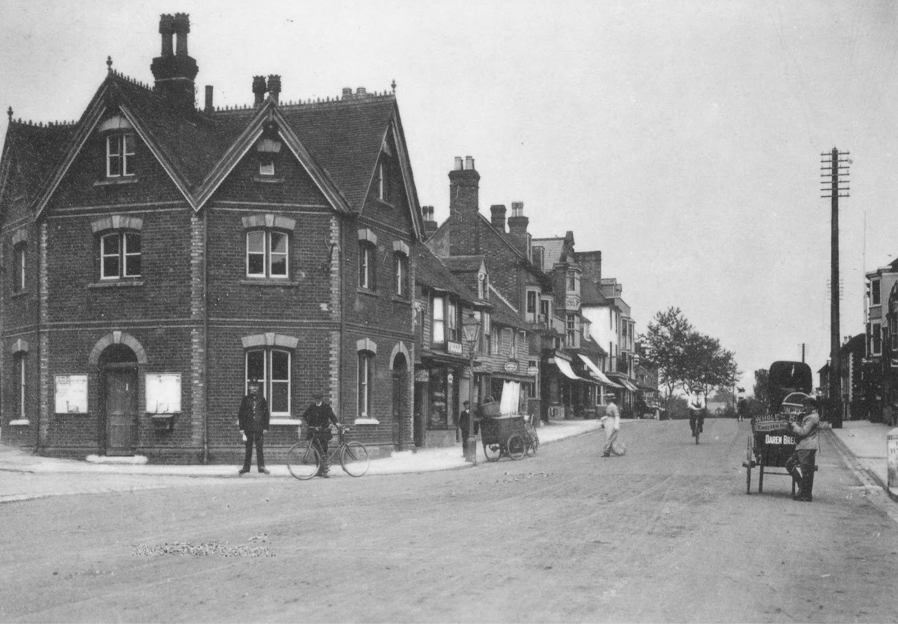 Tenterden Archive photos High Street central part Tenterden