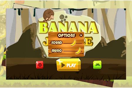 Banana Jungle Kong Run screenshot 3