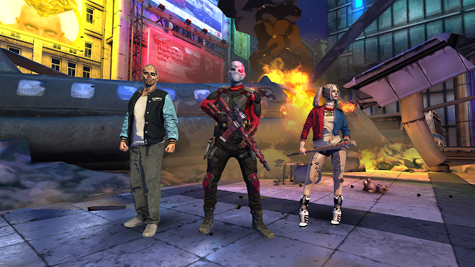 Suicide Squad: Special Ops Android 1