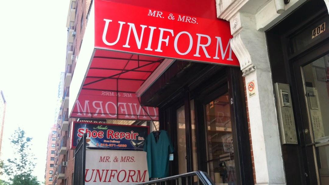 d26d0d6bc80 Mr. & Mrs. Uniforms - Uniform Store in New York