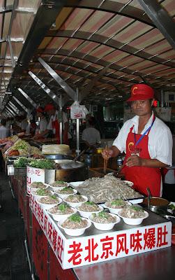 mercato locale di smagina