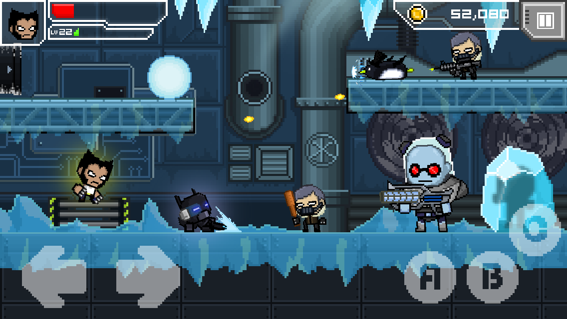 HERO-X- screenshot