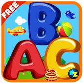 ABC Song - Rhymes Videos, Preschool Learning Games