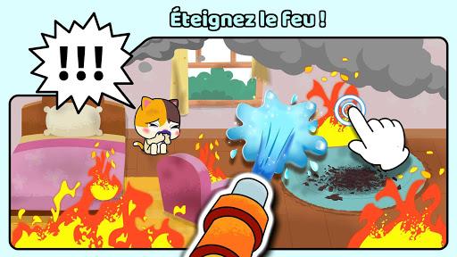 La sécurité incendie de Bébé Panda APK MOD (Astuce) screenshots 2