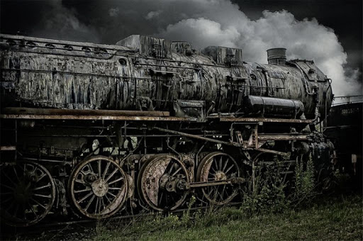 Old Trains Wallpapers