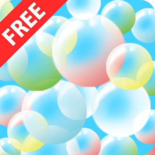 しゃぼんポコポコ【シャボン玉であそぼう】 動作 App LOGO-APP試玩