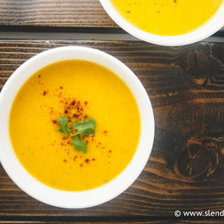 Sunday Slow Cooker: Butternut Squash Soup Three Ways