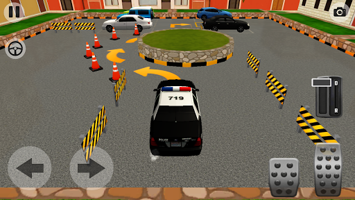 Police Car Parking 1.0 screenshots 4
