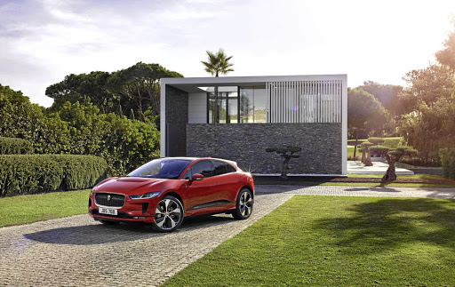 Jaguar claims a range of up to 470km on a single battery charge.